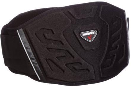 L Zandon/à Fascia Lombare Comfort Belt Nero Giro Vita 94-106 cm
