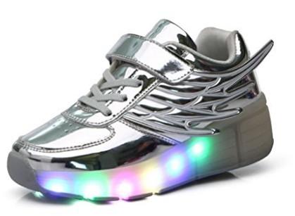 promo code 9630f 62a35 Migliori Scarpe con Rotelle e Luci: Prezzi, Dove si comprano ...