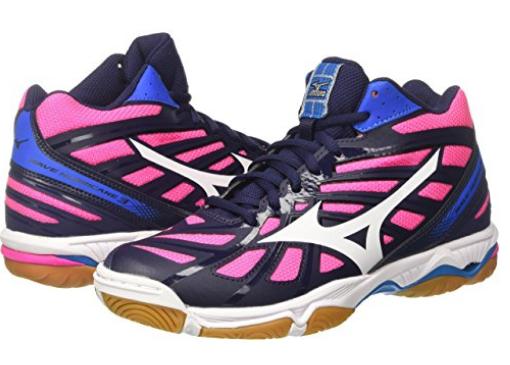 scarpe volley asics colorate