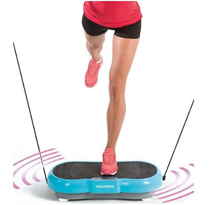 le macchine a vibrazione aiutano a perdere peso